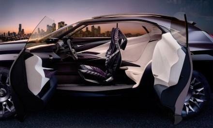 Lexus UX SUV Preview