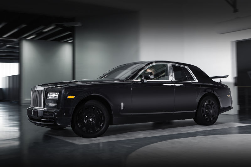 Rolls Royce To Launch SUV But It Won't Be Called An SUV