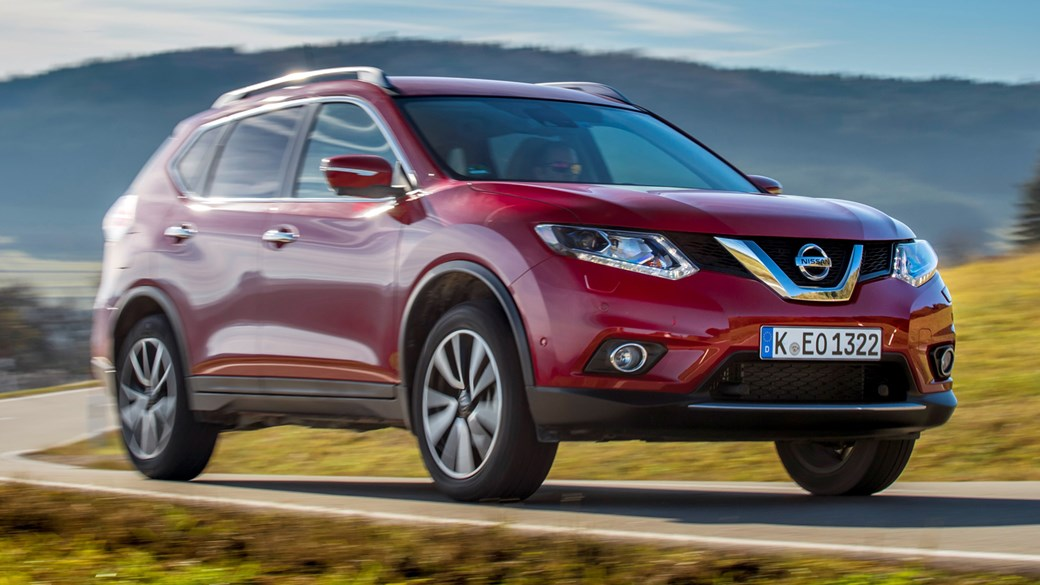2017 Nissan X-Trail Review