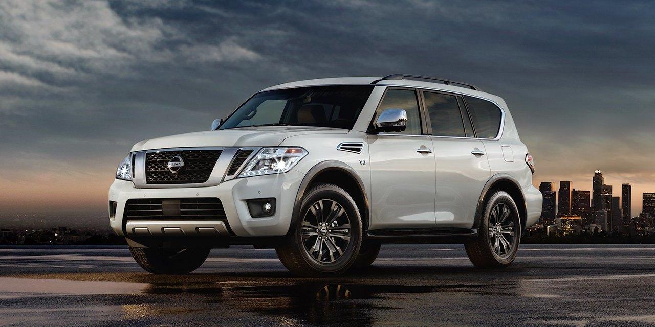 2018 Nissan Armada Review