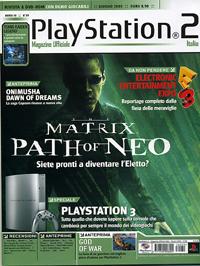 Immagine Play Station 2 Magazine Ufficiale N°39 Giugno 2005