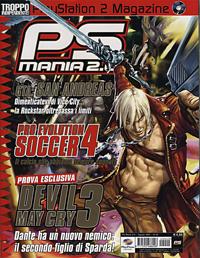 Immagine Ps Mania 2.0 n° 40 Agosto 2004