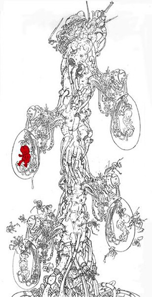 Immagine Geof Darrow Story Boards