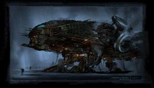 Immagine George Hull Concept Arts