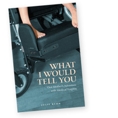 What I Would Tell You book cover