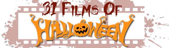 31 Films Of Halloween Banner