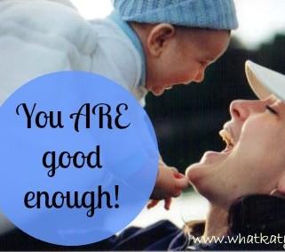Self esteem, You are good enough