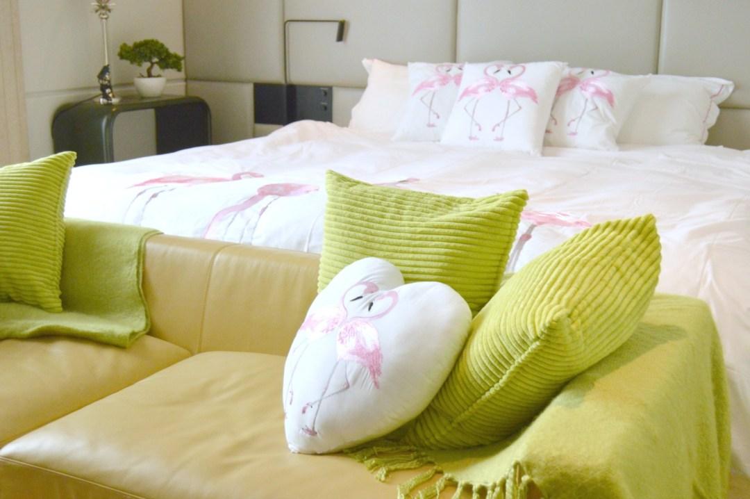 Kaleidoscope bedroom