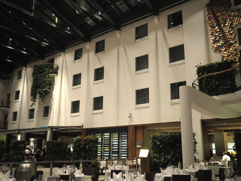atrium Estrel hotel Berlin