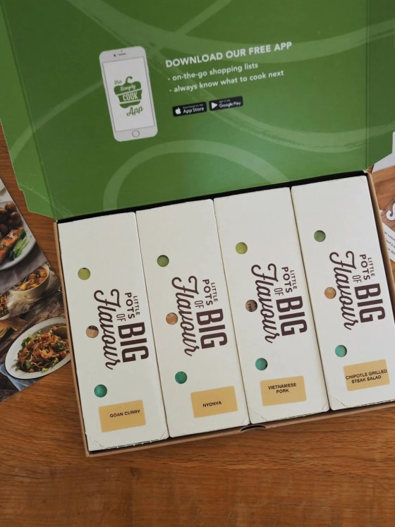 what lizzy loves simply cook recipe box