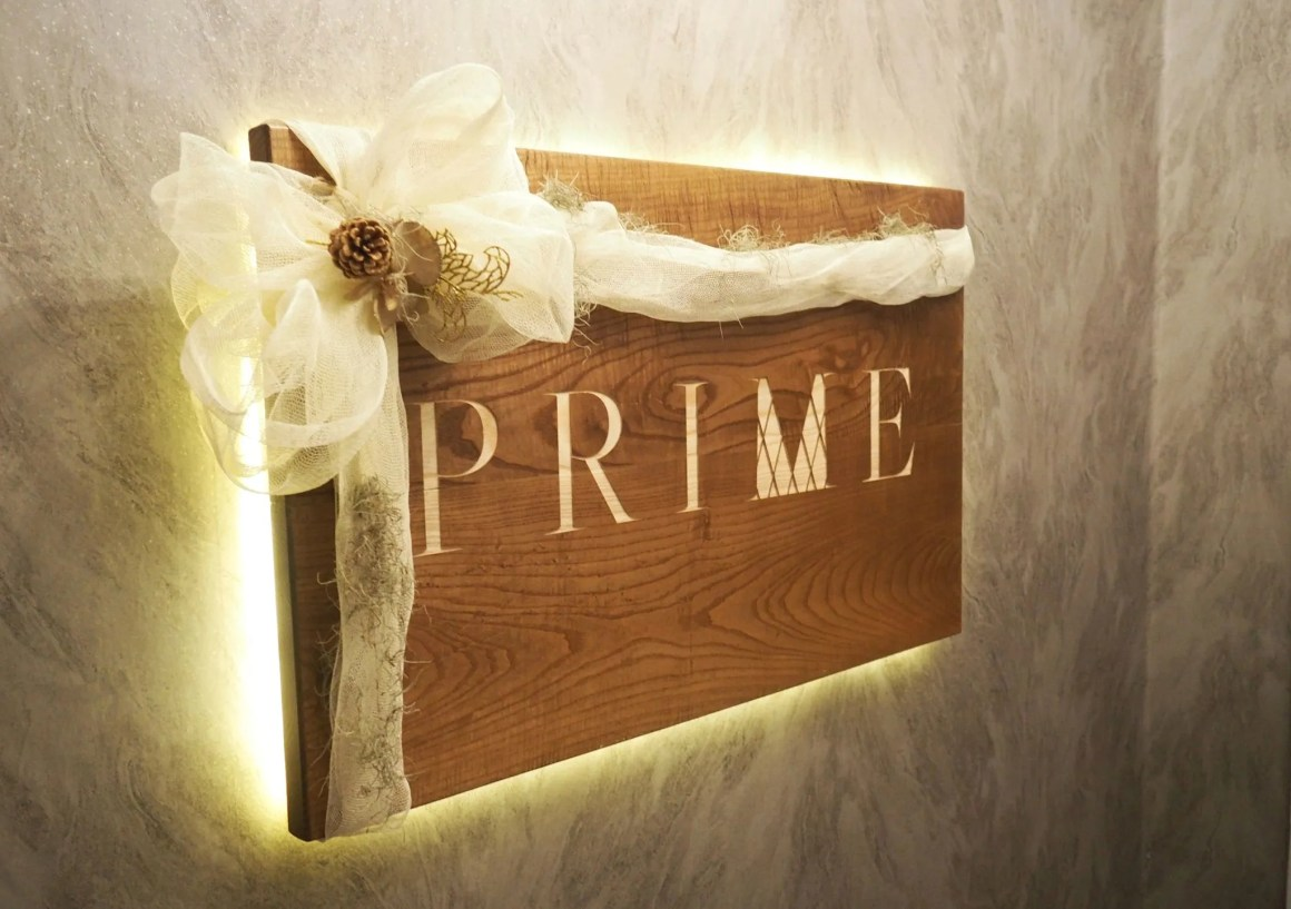 What Lizzy Loves Christmas Stirk House, Prime restaurant