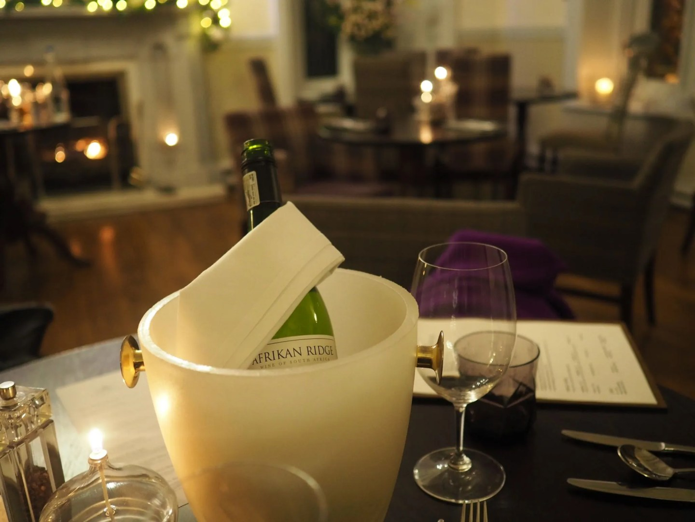 What Lizzy Loves Christmas Stirk House, Prime restaurant, wine
