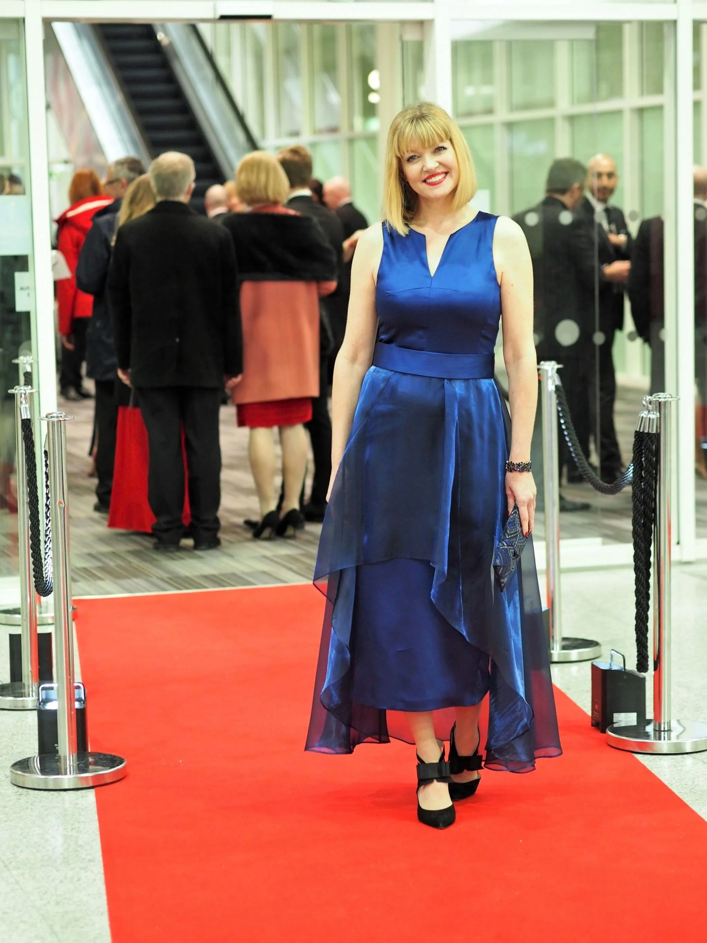 what-lizzy-loves-blue-coast-dress-high-low-hemline-black-tie-outfit