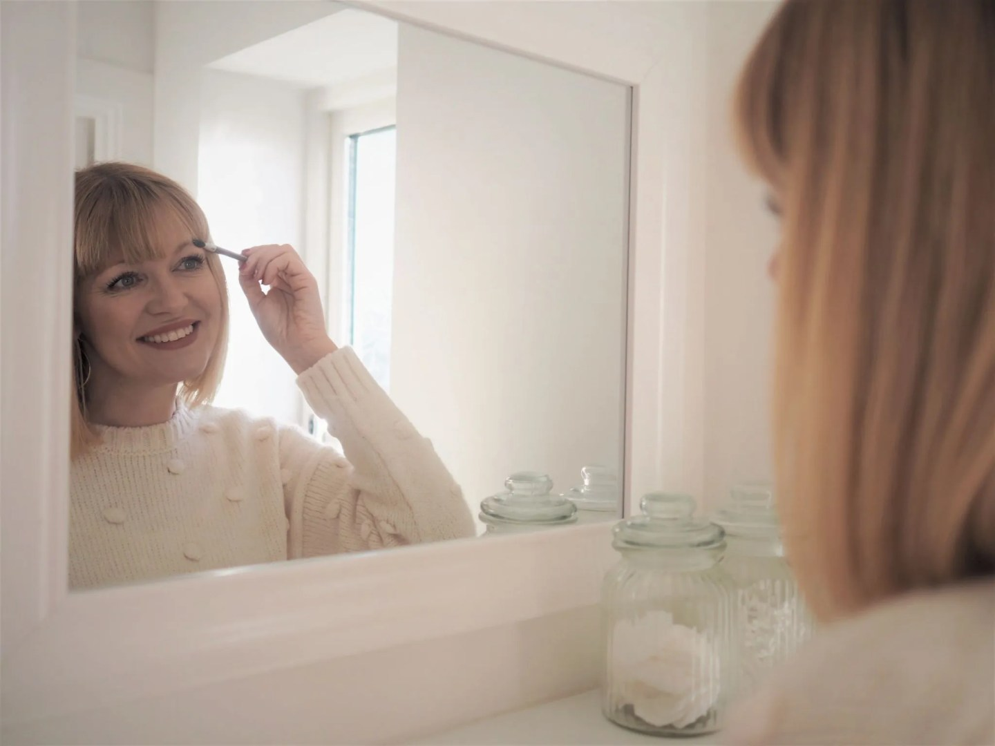 What Lizzy Loves eye makeup for sensitive eyes