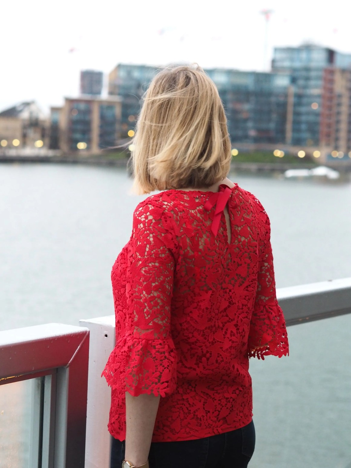what-lizzy-loves-Boden-red-lace-top-back