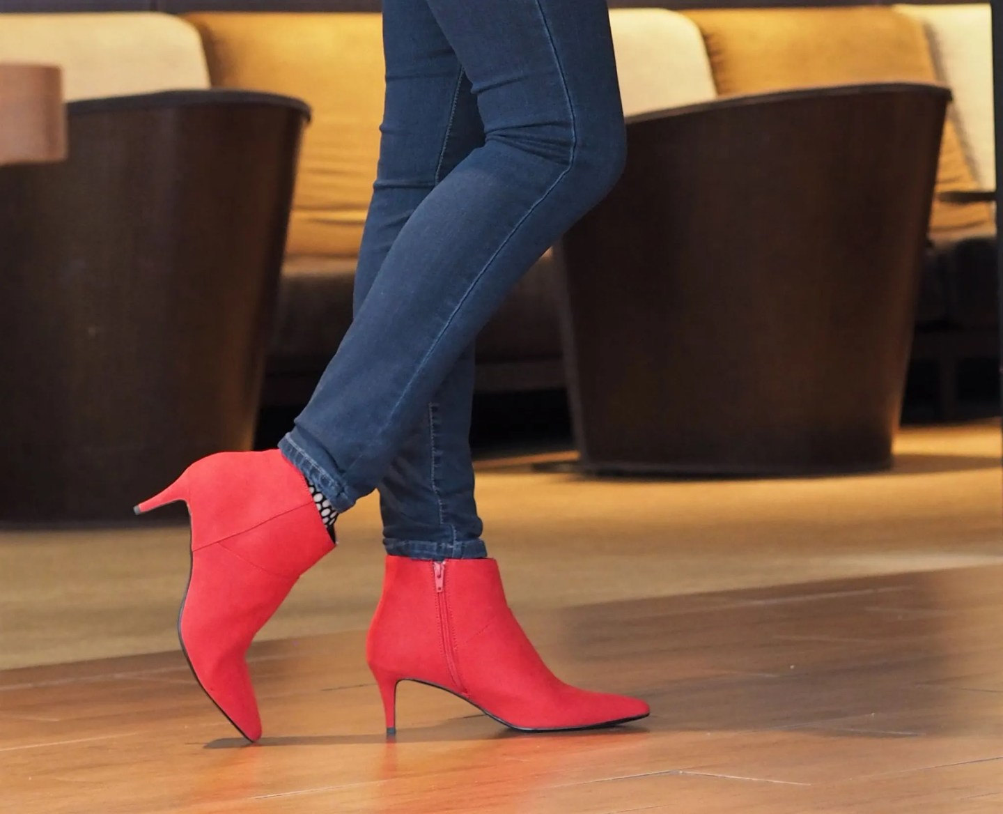 what-lizzy-loves-red-kitten-heel-boots