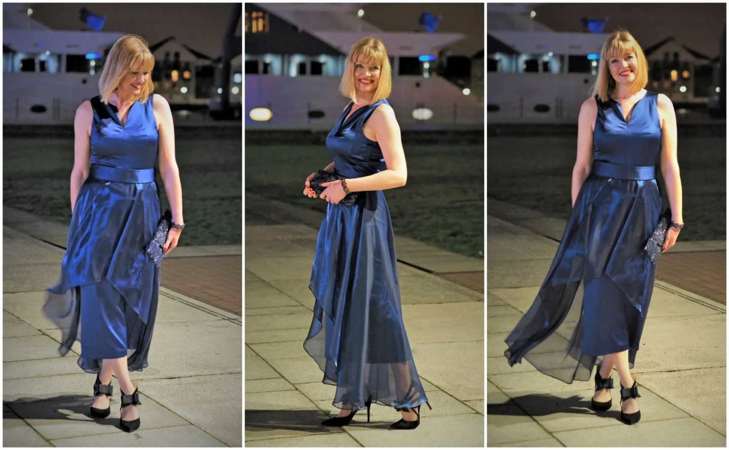 what-lizzy-loves-black-tie-outfit-blue-coast-sofia-cocktail-dress