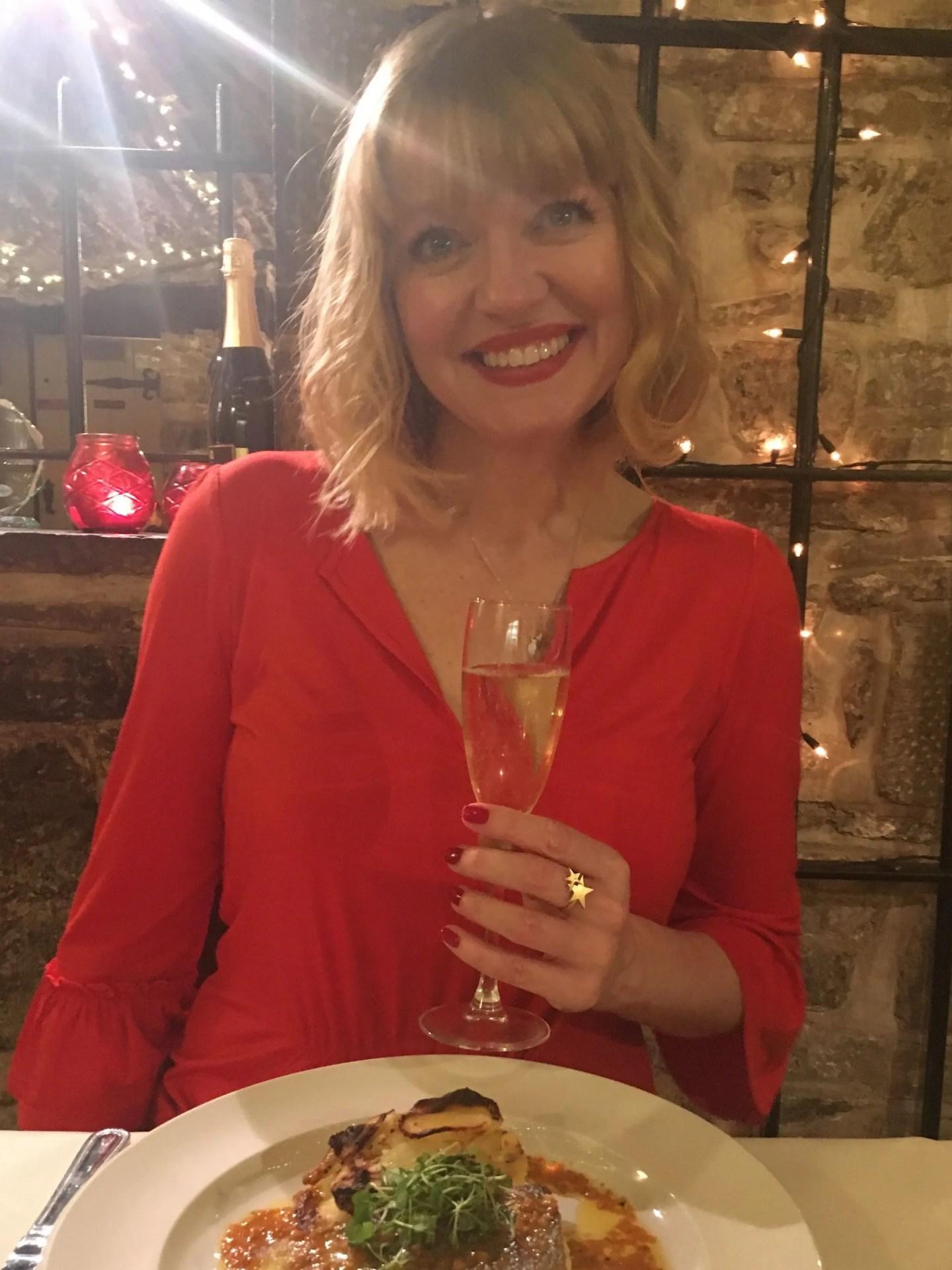 what-lizzy-loves-le-caveau- red-dress