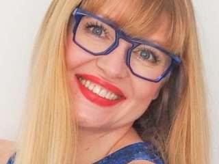 Kaleidoscope satin floral skirt