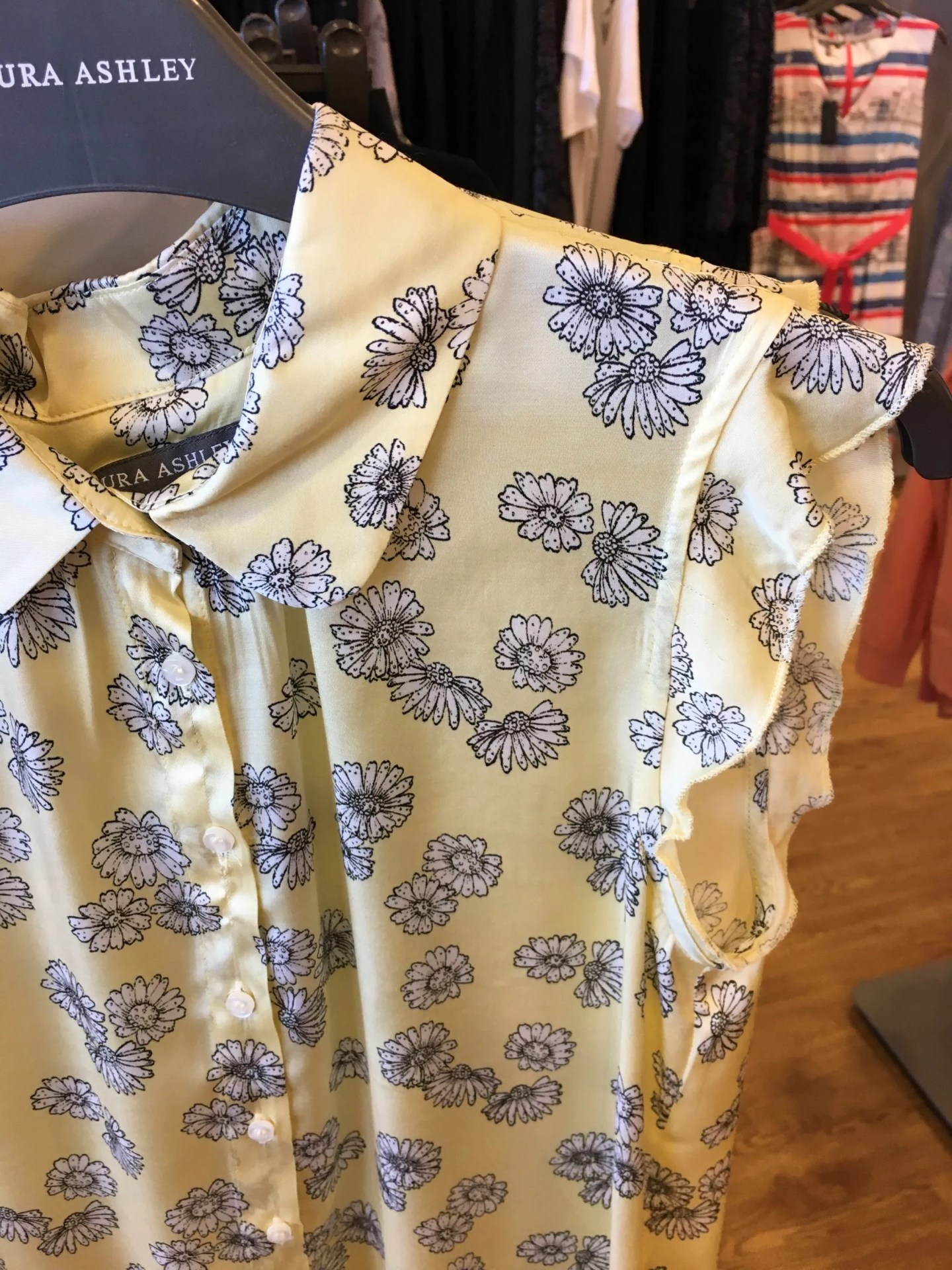 what-lizzy-loves-mothers-day-gifts-laura-ashley-yellow-flower-blouse