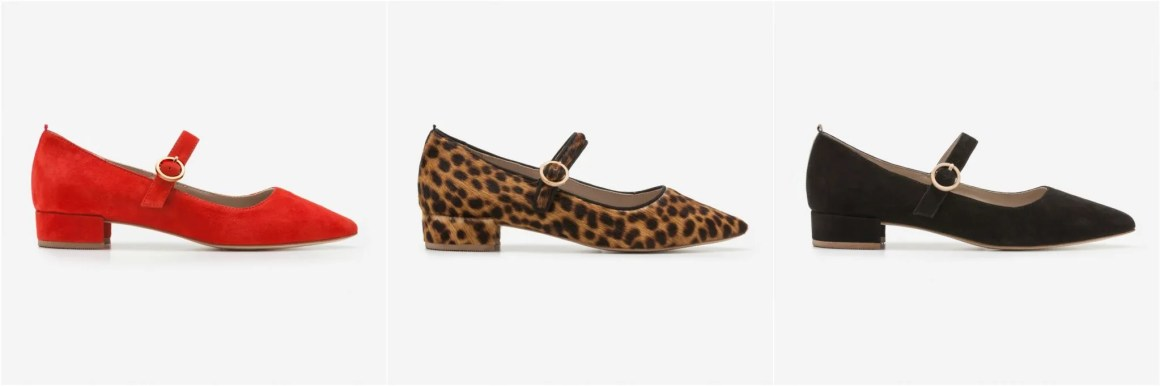 what lizzy loves Boden sale flat shoes