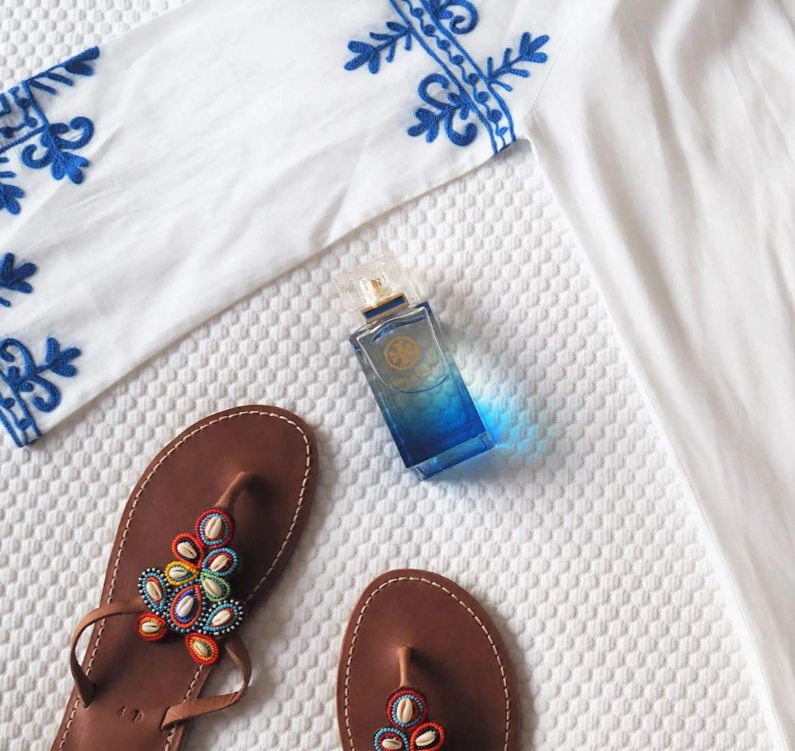 what lizzy loves tory burch bel azur perfume