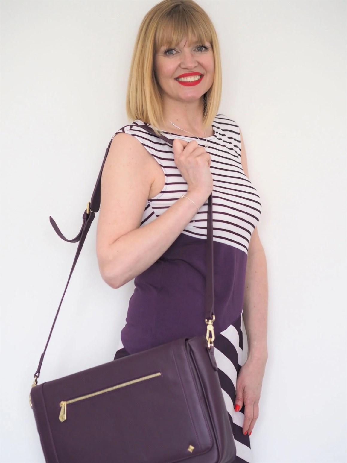 what-lizzy-loves-jennifer hamley-model-kt-laptop-work-bag-shoulder