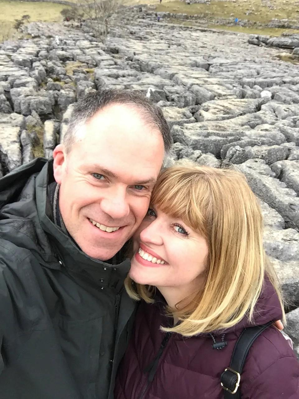 what Lizzy Loves Malahm cove limestone pavement