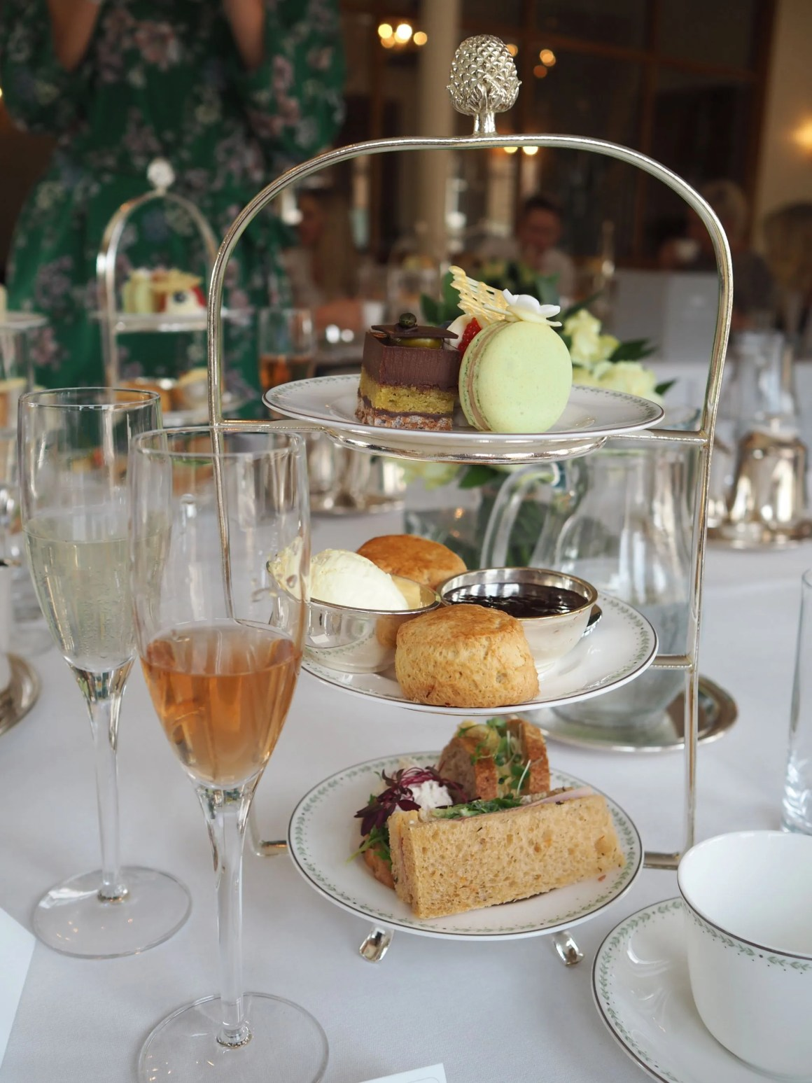 what lizzy loves lady betty afternoon tea bettys Harrogate