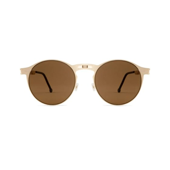 Roav eyewear Balto gold with brown