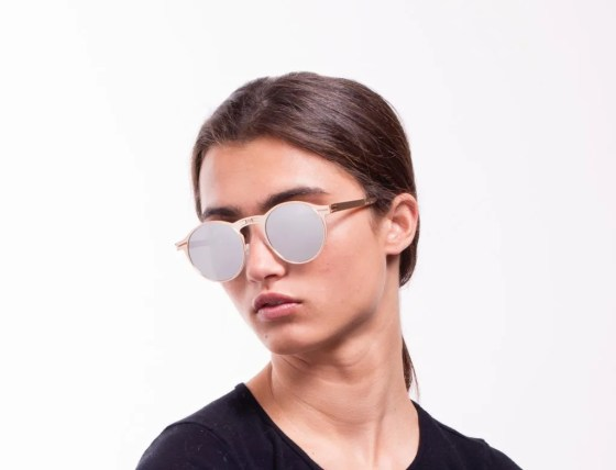 Roav eyewear Balto gold frames