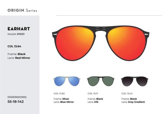 ROAV eyewear Earjhart sunglasses