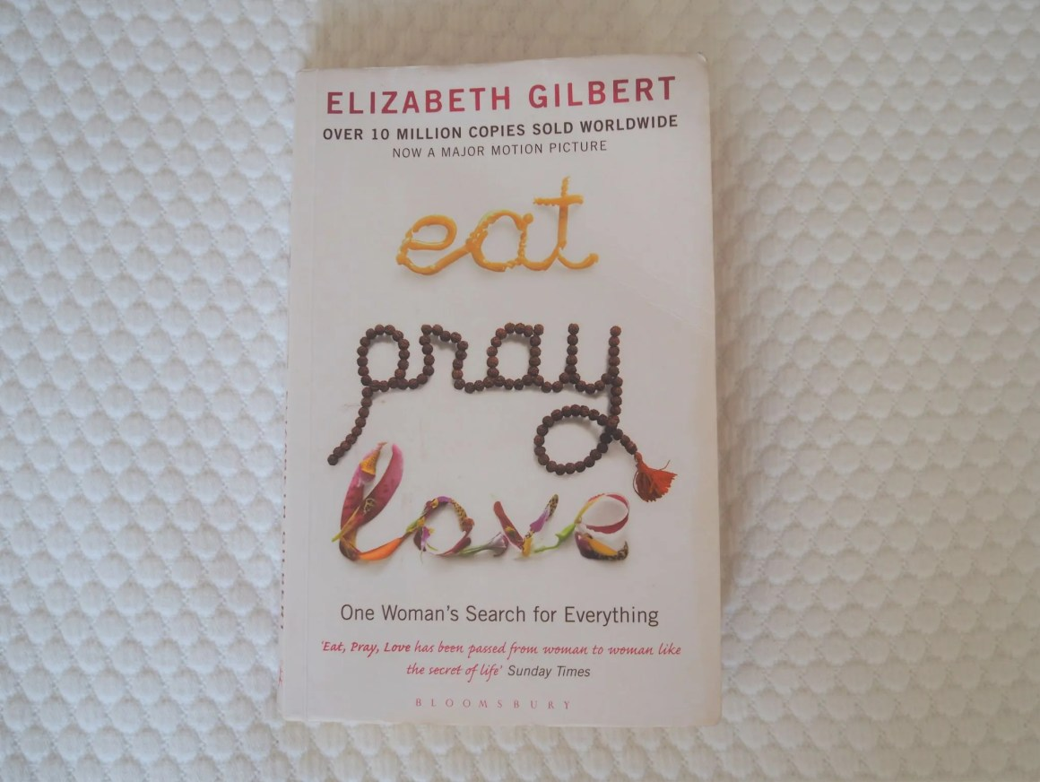 books to read over summer eat pray love