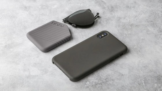 ROAV frames thinner than iphone