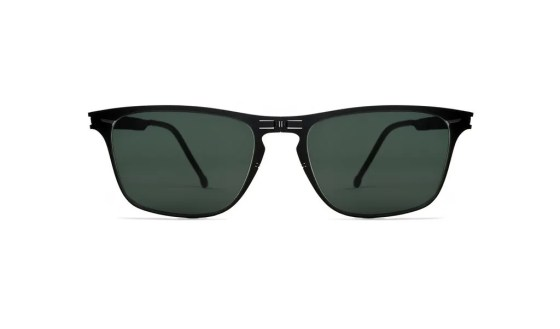 ROAV eyewear Franklin black frame G15 lenses