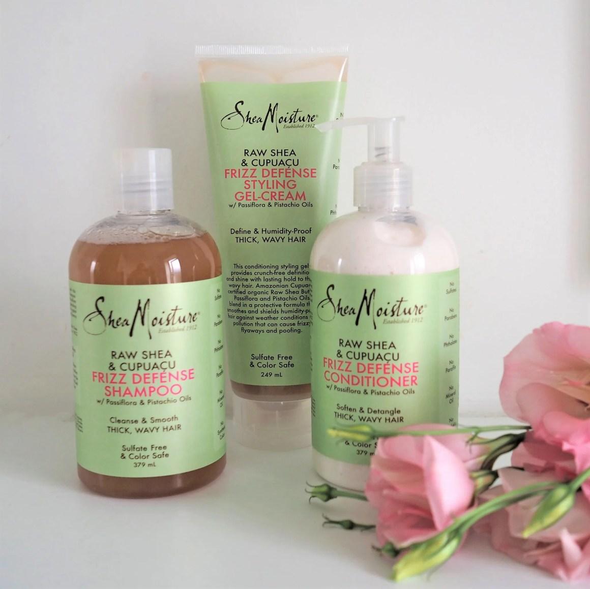 Shea moisture haircare review