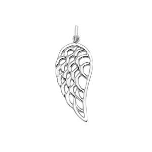 So Belle Silver Angel Wing Pendant