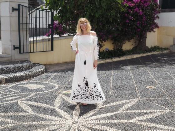 Porto Santo mosaic ground