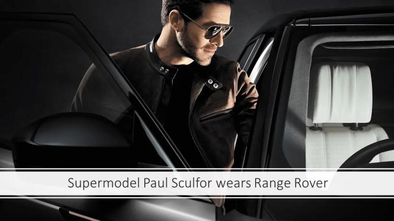 Range Rover spectacle frames
