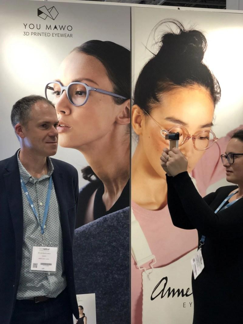 100% Optical 2019 Francis Klein frames