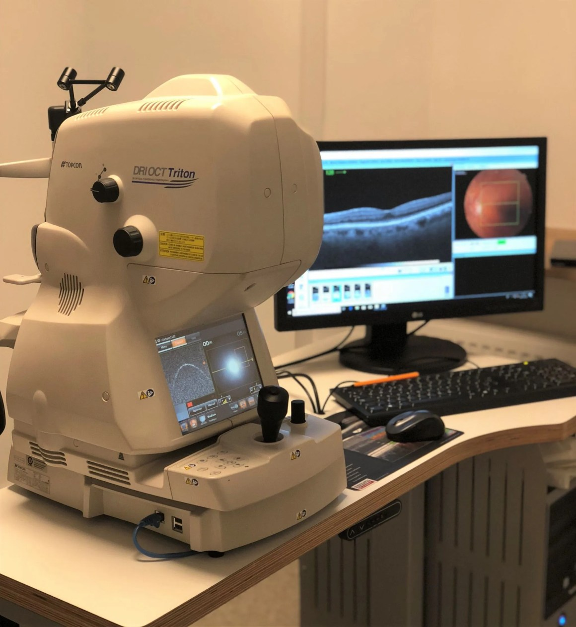 back in optometric practice after a career break