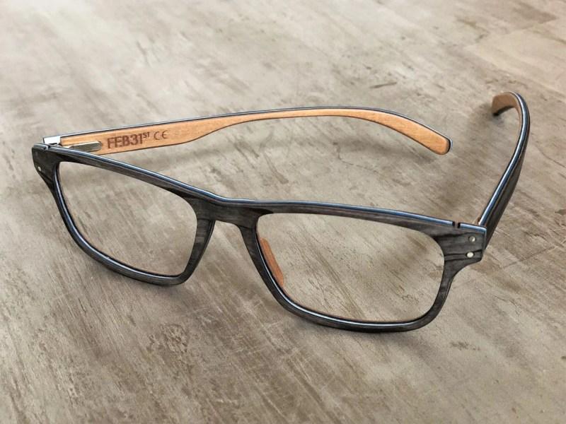 Feb 31st bespoke eyewear gents frame