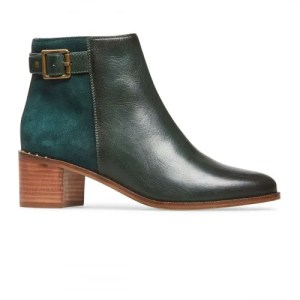 Van Dal Mercer in Jungle Green