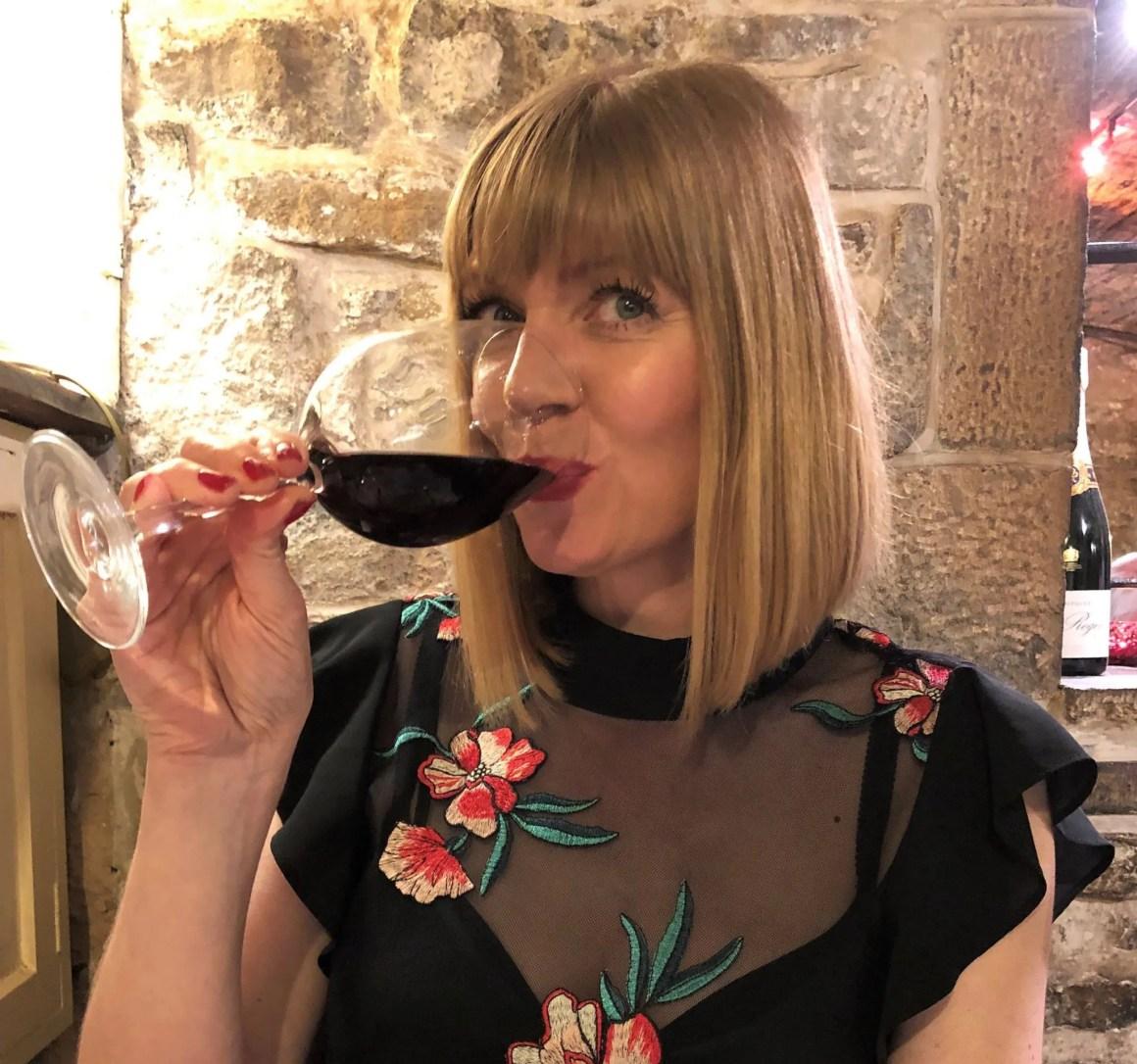 Le Caveua tasting menu wine pairing