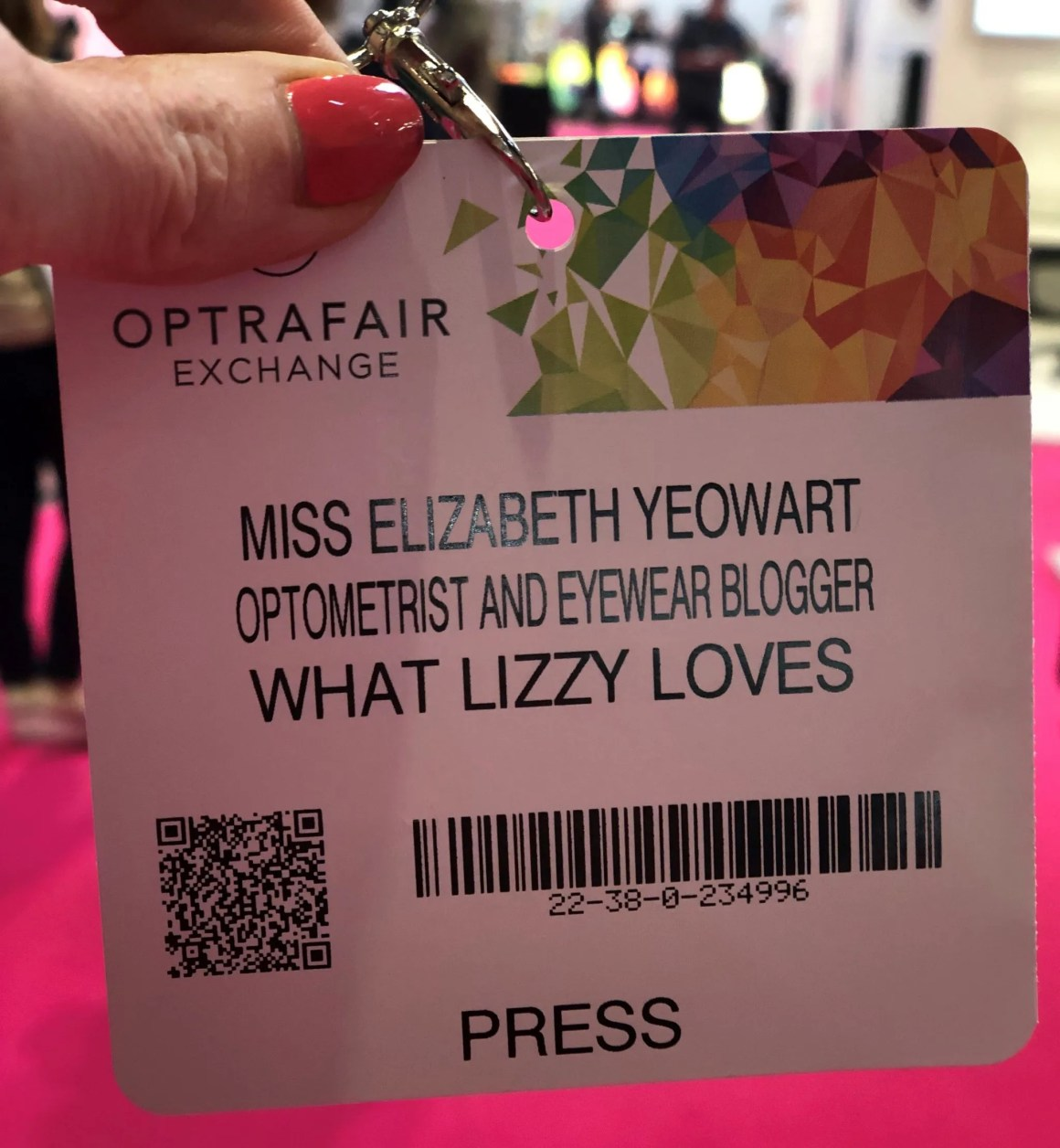 Optrafair Exchange 2019