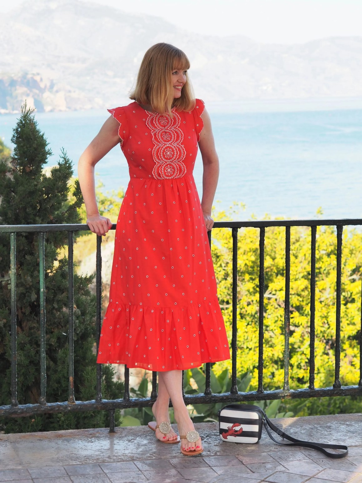 Boden lucinda dress