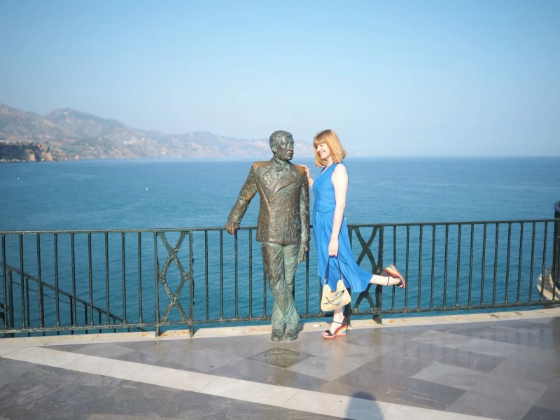 King Alfonso XII statue, Nerja