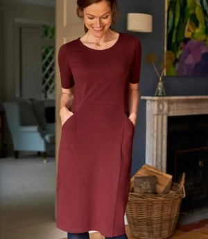 Woolovers Tunic Dress