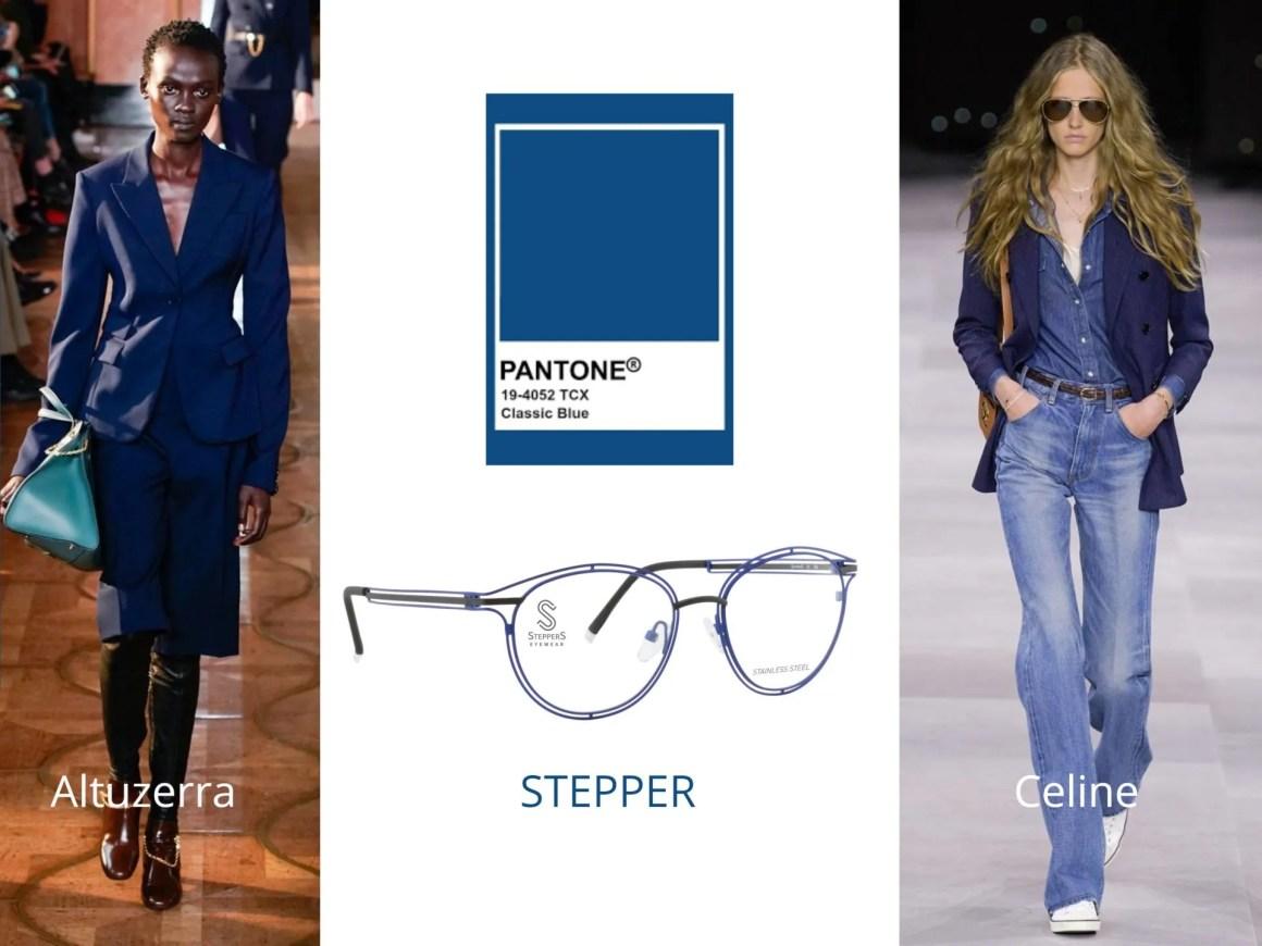 2020 Pantone classic blue