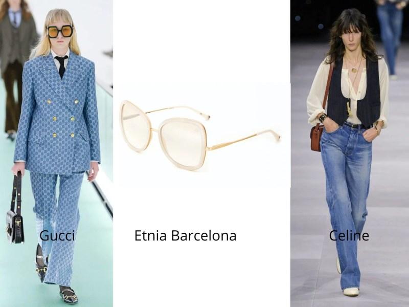 1970s eyewear trends